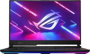 Asus ROG Strix Scar 17 G733QS-HG056TS (90NR0591-M02710) (17.3 inch (43.94 cm), AMD Ryzen 9 5900HX, 32 GB DDR4 RAM, 1 TB HDD, 16 GB Graphics, Windows 10 Home) Gaming Laptop with MS Office 2019