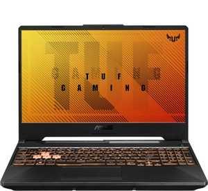 Asus TUF Gaming F15 FX506LH-HN258T (15.6 inch (39.62 cm), Intel 10th Gen Core i5-10300H, 8 GB DDR4 RAM, 512 GB SSD, 4 GB Graphics, Windows 10 Home) Laptop