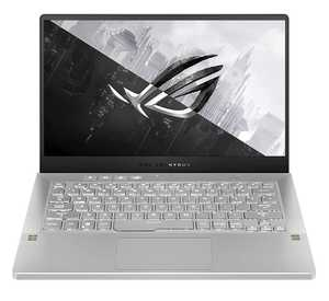Asus ROG Zephyrus G14 GA401QC-HZ047TS (90NR05T2-M00870) (14 inch (35 cm), AMD Ryzen 7 5800HS, 8 GB DDR4 RAM, 1 TB SSD, 4 GB Graphics, Windows 10 Home) Gaming Laptop with MS Office