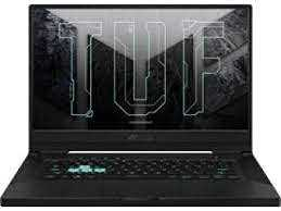 Asus TUF Dash F15 FX516PR-HN110TS (90NR0651-M03810) (15.6 inch (39 cm), Intel 11th Gen Core i7-11370H, 16 GB DDR4 RAM, 512 GB SSD, 8 GB Graphics, Windows 10 Home) Gaming Laptop with MS Office