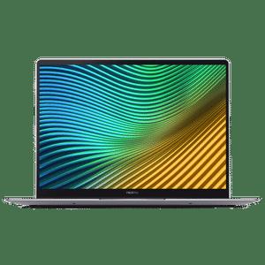 Realme Book (Slim) RMNB1002 (130290120002) (14 inch (35 cm), Intel 11th Gen Core i3-1115G4, 8 GB LPDDR4X RAM, 512 GB SSD, Windows 10 Home) Laptop with MS Office
