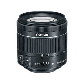 Canon EF-S 18-55 mm F/4-5.6 IS STM For Canon EF-S Mount Standard Lens