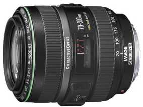 Canon EF 70-300 mm F/4.5-5.6 DO IS USM For Canon EF Mount Telephoto Lens