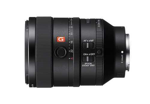 Sony SEL100F28GM (FE 100 mm F/2.8 STF GM OSS) For Sony E-mount Mount Short-Telephoto Prime Lens