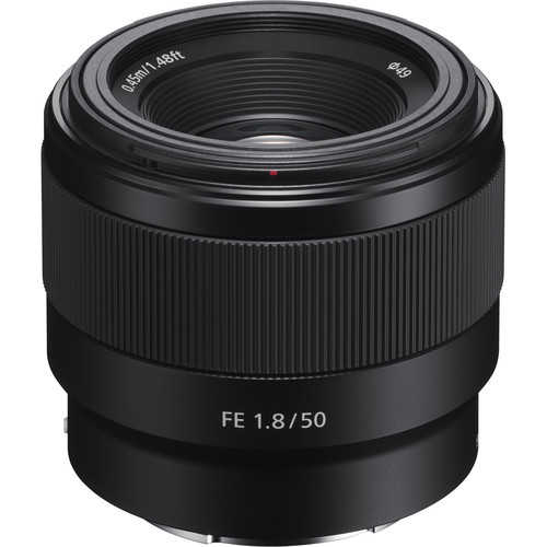 Sony SEL50M28 (FE 50 mm F/2.8) For Sony E-mount Mount Macro Lens