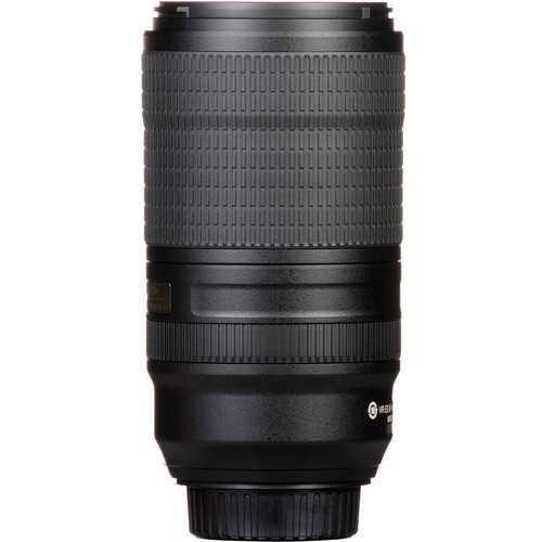 Nikon AF-P NIKKOR 70-300 mm F/4.5-5.6E ED VR For Nikon AF-P Mount Telephoto Zoom Lens