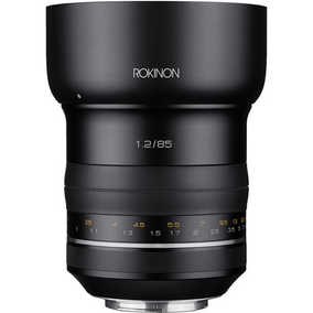 Rokinon SP85M-C (SP 85 mm F/1.2) For Canon Mount Mount Standard Lens