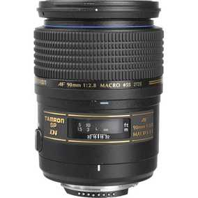 Tamron 272E (SP AF 90 mm F/2.8 Di 1:1) For Canon EF Mount Macro Lens