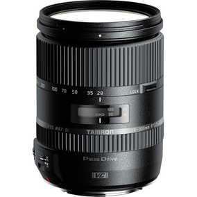 Tamron A010 (28-300 mm F/3.5-6.3 Di VC PZD) For Canon EF Mount Wide-angle Lens