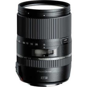 Tamron B016 (16-300 mm F/3.5-6.3 Di II VC PZD) For Canon EF Mount Wide-angle Lens