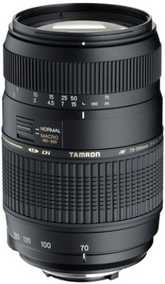 Tamron A17 (AF 70-300 mm F/4-5.6 Di LD 1:2) For Sony Alpha Mount Macro Lens