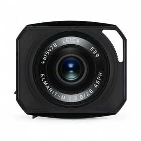 Leica 11677 (ELMARIT-M 28 mm F/2.8 ASPH) & Leica M Mount Standard Aspherical Black Lens
