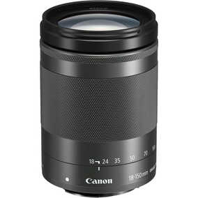 Canon EF-M 18-150 mm F/3.5-6.3 IS STM For Canon EF-M Mount Medium Telephoto Lens