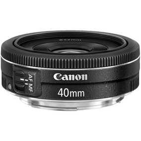 Canon EF 40 mm F/2.8 STM For Canon EF Mount Standard Lens
