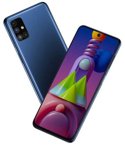 Samsung Galaxy M51 (6GB, 128GB)
