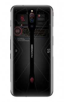 Nubia Red Magic 5G Transparent Edition