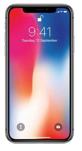 Apple iPhone X (3GB, 256GB)