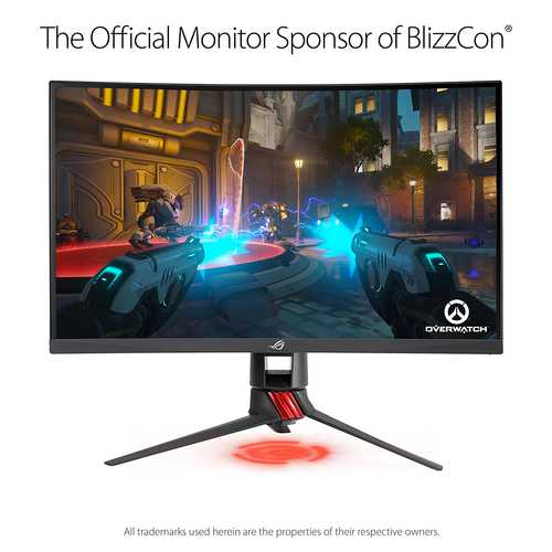Asus ROG STRIX XG27VQ 27 inch (68 cm) Full HD Curved LED Gaming Monitor