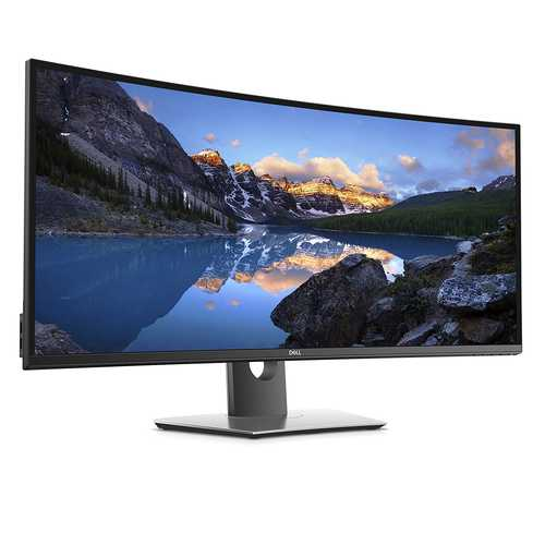Dell U3818DW 37.5 inch (95 cm) Ultra-Wide 4K Curved LED Monitor