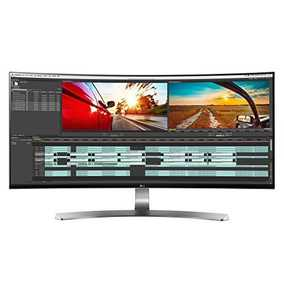 LG 34UC98-W 34 inch (86 cm) Ultra-Wide QHD Curved IPS-LCD Monitor