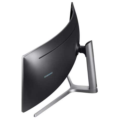 Samsung LC49HG90DMUXEN 48.9 inch (124 cm) Ultra Wide Curved LED Monitor