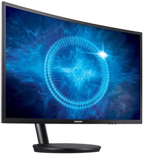 Samsung LC27FG70FQWXXL 27 inch (68 cm) Full HD Curved LED Monitor