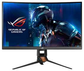 Asus PG27VQ 27 inch (68 cm) Quad HD Curved LCD Monitor