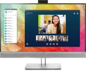 HP EliteDisplay E273M (1FH51A8) 27 inch (68 cm) Full HD LED Monitor