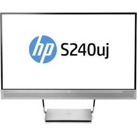 HP S240UJ (T7B66A8) 23.8 inch (60 cm) QHD LED Monitor