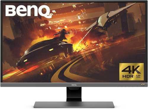 Benq E Series EW3270U 31.5 inch (80 cm) UHD 4K LED Monitor