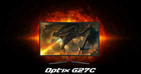 MSI Optix G27C 27 inch (68 cm) Full HD Curved LCD Gaming Monitor