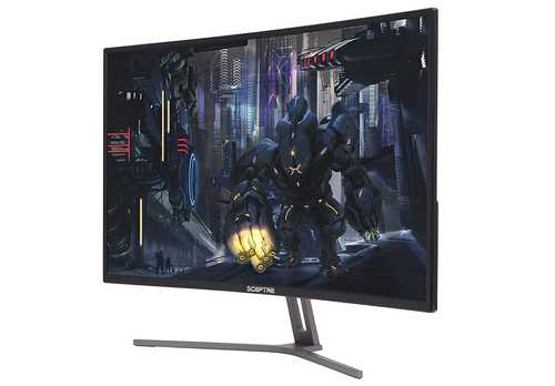 Sceptre C325B-144R 31.5 inch (80 cm) Full HD Curved LED Gaming Monitor