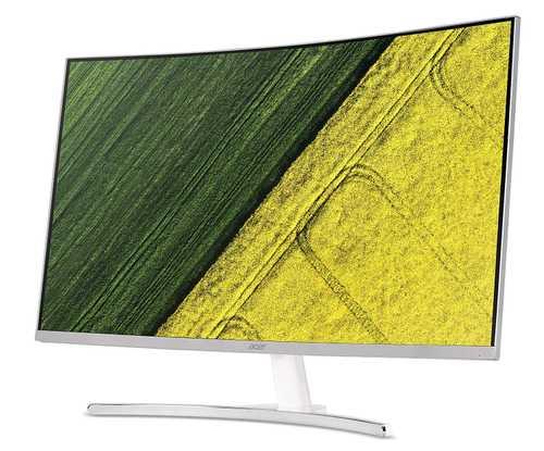 Acer ED322Q (UM.JE2EE.009) 31.5 inch (80 cm) Full HD Curved LED Monitor