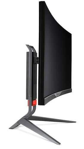 Acer Predator X34 Pbmiphzx (UM.CX0AA.P01) 34 inch (86 cm) Ultra WQHD Curved IPS-LCD Monitor