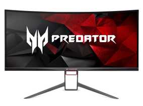 Acer Predator X34 Pbmiphzx (UM.CX0AA.P01) 34 inch (86 cm) Ultra WQHD Curved IPS-LCD Monitor