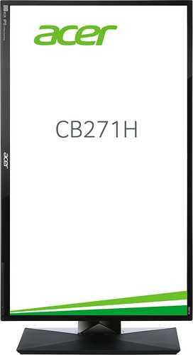Acer CB271HK 27 inch (68 cm) Ultra HD 4K IPS-LCD Monitor