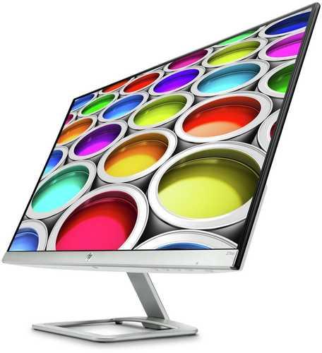 HP 27EA (X6W33AA) 27 inch (68 cm) Full HD IPS-LCD Monitor