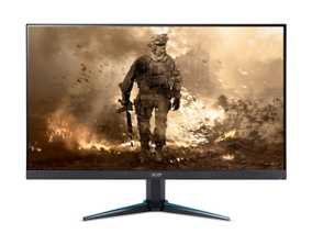 Acer Nitro VG1 Series VG271U (UM.HV1EE.P01) 27 inch (69 cm) WQHD IPS Panel WideScreen Gaming LCD Monitor