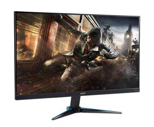 Acer Nitro VG1 Series VG271U (UM.HV1EE.P01) 27 inch (69 cm) WQHD IPS Panel WideScreen Gaming LCD Monitor