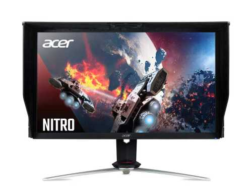 Acer Nitro XV3 Series XV273K (UM.HX3AA.P02) 27 inch (69 cm) 4K UHD IPS Panel WideScreen Gaming LCD Monitor