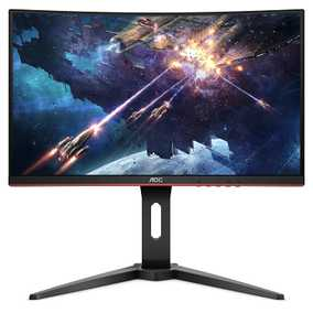 AOC G1 Series C27G1 27 inch (69 cm) Full HD VA Panel Wide Curved Gaming Monitor