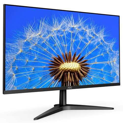 AOC B1 Series 24B1XHS 23.8 inch (60 cm) Full HD IPS Panel Ultra Slim Monitor