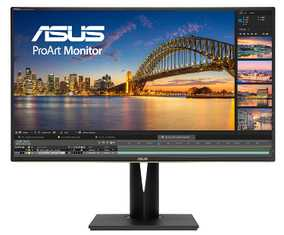 Asus Pro Art PA329C 32 inch (81 cm) 4K IPS Panel Flicker Free WideScreen Professional LCD Monitor