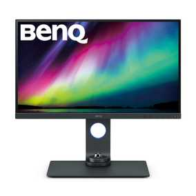 BenQ SW Series SW270C 27 inch (69 cm) UHD IPS Panel Hardware Calibration Photo Editing LED Backlight Monitor
