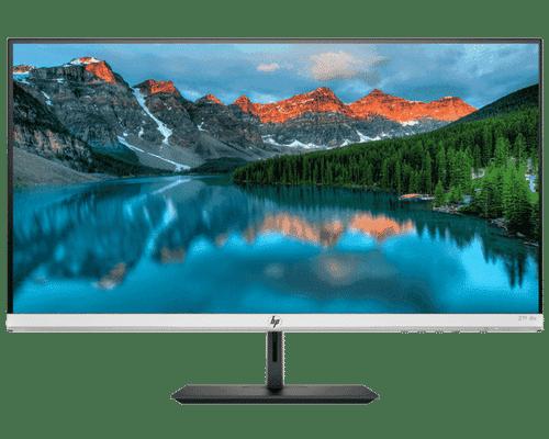 HP Value Display 5ZP66AA 27 inch (69 cm) 4K UHD IPS Panel Ultra Thin LED Backlight Monitor