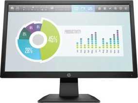 HP 5RD66A7 19.5 inch (50 cm) HD+ TN Panel LED Backlight Monitor