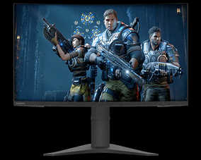 Lenovo G27c-10 (66A3GACBIN) 27 inch (69 cm) Full HD VA Panel Curved Gaming LED Backlight LCD Monitor