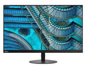 Lenovo ThinkVision S27i-10 (61C7KAR1WW) 27 inch (69 cm) Full HD IPS Panel 3 Side Near Edgeless LED Backlight LCD Monitor