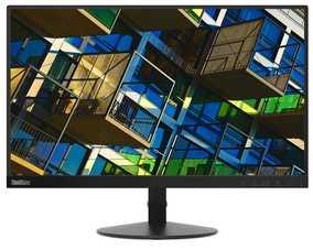 Lenovo ThinkVision S22e-19 (61C9KAR1WW) 21.5 inch (55 cm) Full HD VA Panel 3 Side Frameless Monitor