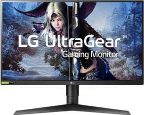 LG Ultragear 27GL850-B 27 inch (69 cm) QHD IPS Panel HDR 10 Gaming Monitor